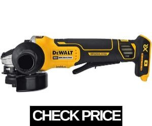 DEWALT DCG413B Battery Powered Angle Grinder