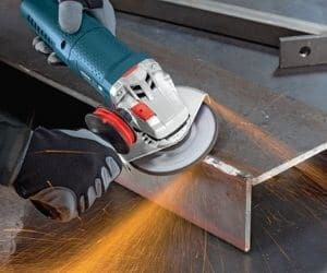 Can Angle Grinder Cut Metal