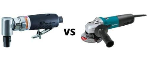die grinder and angle grinder difference