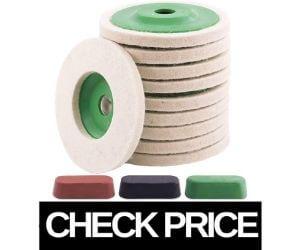 Keadic - Polishing Discs for Angle Grinder