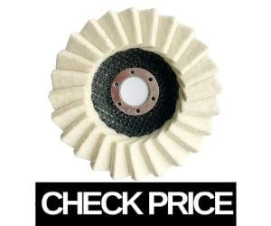 SCOTTCHEN - Best Buffing Wheel for Angle Grinder