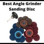 Best Angle Grinder Sanding Disc