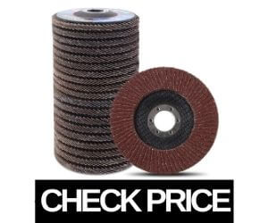 Coceca - Angle Grinder Sanding Disc for Metal
