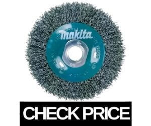 Makita - Best Angle Grinder Wire Wheel