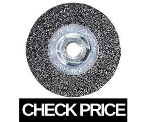 Mercer - Wire Wheel for Angle Grinder