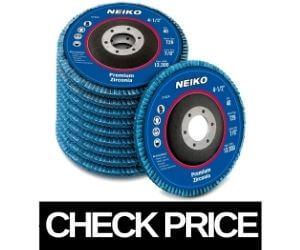 NEIKO - Best Angle Grinder Sanding Disc